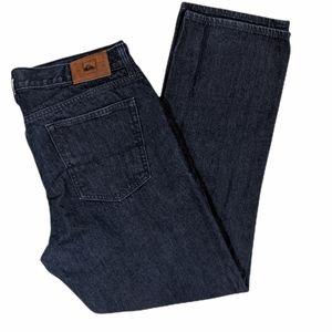 Quicksilver men's regular fit jeans sz 36